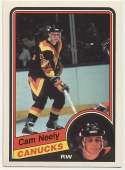 1984 OPC 327 Cam Neely RC Ex-Mt+