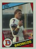 1984 Topps 63 Elway RC NM