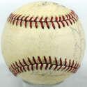 1986 Red Sox  Team Ball 6