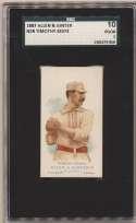 1887 N28 Allen & Ginter  Keefe SGC 1