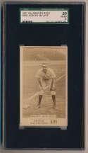 1887 N690 Kalamazoo Bats  Joseph Mulvey SGC 4