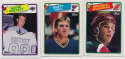 1987 Topps  1987 - 1989 Run of 3 Topps Sets Nm-Mt
