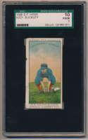 1888 S.F. Hess  Buckley SGC 1