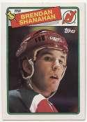 1988 Topps 122 Brendan Shanahan RC Nm-Mt