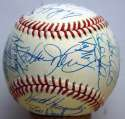1989 Mets  Team Ball 9.5 (ONL White)