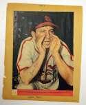 8 x 10  Dyer, Eddie 9 JSA LOA (CARD)