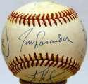 1991 LA Dodgers  Team Ball 8.5 JSA LOA