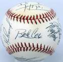 1993 Braves  Team Ball 9.5