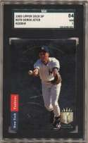 1993 SP 279 Jeter RC SGC 7