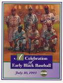 8 x 10  1993 UDA Negro Leaguers Signed Print 9.5