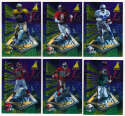 1995 Pinnacle Zenith Z-Team  Complete Set (18) Nm-Mt