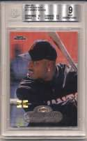 1998 Fleer Sports Illustrated 1/1 13 Barry Bonds Beckett 9