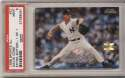 1998 Fleer Sports Illustrated 1/1 27 David Cone PSA 9
