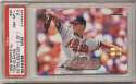 1998 Fleer Sports Illustrated 1/1 45 Tom Glavine PSA 8.5