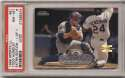 1998 Fleer Sports Illustrated 1/1 61 Todd Hundley PSA 8