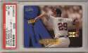 1998 Fleer Sports Illustrated 1/1 141 John Smoltz PSA 8