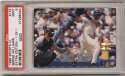 1998 Fleer Sports Illustrated 1/1 125 Bernie Williams PSA 9
