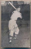 1954 JD McCarthy Postcard  Harry Agganis (1954) VG