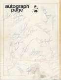 Album Page  Conigliaro/DiMaggio Signed Page 9