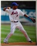 16 x 20  Reyes, Jose (NYM unif) 8.5 JSA LOA