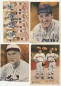 1936 R312  Collection of 10 Signed Cards w/Mize RC 9*