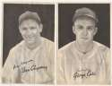 1939 R303B  Collection of 9 different signed cards 9