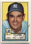 1952 Topps Reprint 67 Allie Reynolds 8.5