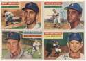 1956 Topps  Kansas City As Signed Cards (12 diff.) 9