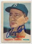 1957 Topps 173 Roger Craig 9.5