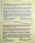 Document  1960 Document Lot of 21 different w/6 HOFers 9 JSA LOA