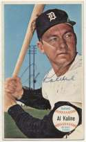 1964 Topps Giant 12 Kaline 8.5