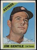 1966 Topps 45 Gentile 9.5