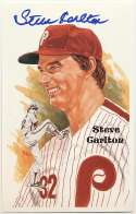 1980 Perez Steele  Carlton 9.5 JSA LOA (CARD)