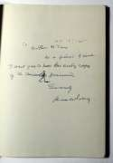 Book  Rickey, Branch Signed First Edition (very rare) 9 JSA LOA