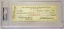 Check  Shocker, Urban Signed 1925 Yankees Payroll Check! 9