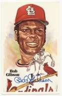 1980 Perez Steele  Gibson 9.5