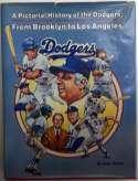 Book  LA Dodgers 1984 Pictorial History (15 sigs) 9.5