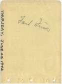 Album Page  Frick, Ford (circa 1941) 9