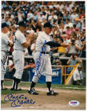 8 x 10  DiMaggio/Mantle/Ford 9.5