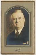 Photo  Bramham, William (1st Minor League Baseball President) 9.5