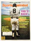 Program  Berra, Yogi Signed 1984 S.I. 9.5