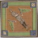 1914 B18 Blanket 5.2 Del Baker (brown infield) Ex-Mt
