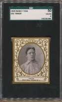 1909 T204 Ramly 118 Joe Tinker SGC 4