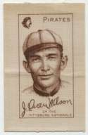 1911 S74 Silk with Paper Backing  Wilson VG-Ex/Ex