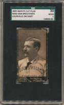 1895 N300 Mayo 4.2 Dan Brouthers (Louisville on shirt) SGC 2