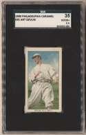 1909 E95 Philadelphia Caramel  Devlin SGC 2.5