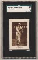 1928 Star Player Candy  Thomas SGC 4