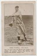 1932 Buffalo Bisons Postcards  Fussell VG *bd