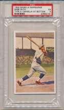 1932 Sanella Margarine Type 2  Babe Ruth PSA 5
