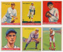 1933 Goudey  79 different commons GVG - VG-Ex w/many nice cards